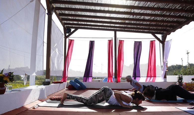 Retraite Yoga & Méditation dans une villa à Ibiza
