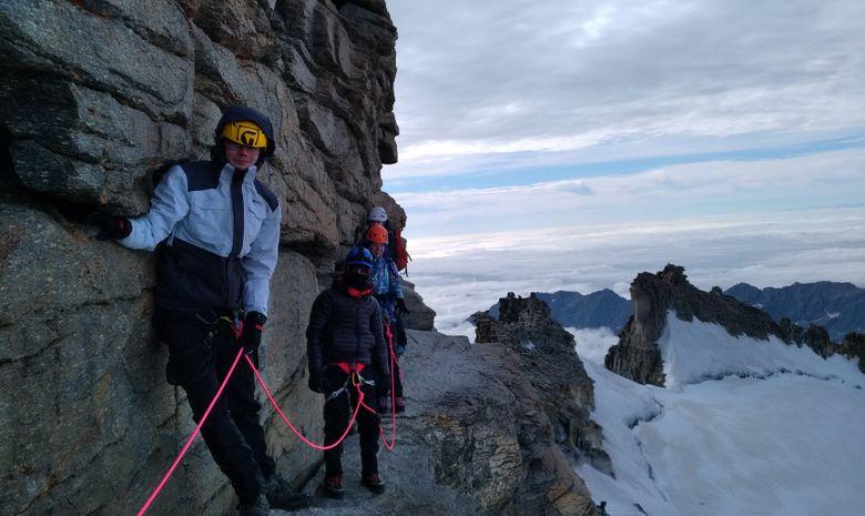 Stage Grand Paradis & Mont Blanc en 5 jours