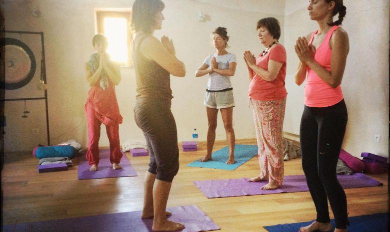 Yoga et Danse pour développer l'écoute de Soi