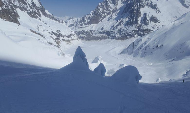 Objectif Vallée Blanche