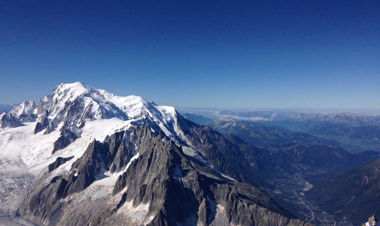 le Mont Blanc en 4 jours-1