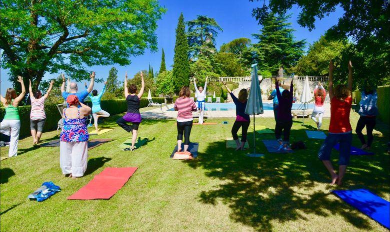 Stage Yoga, Massage & Randonnée dans le Sud Ouest