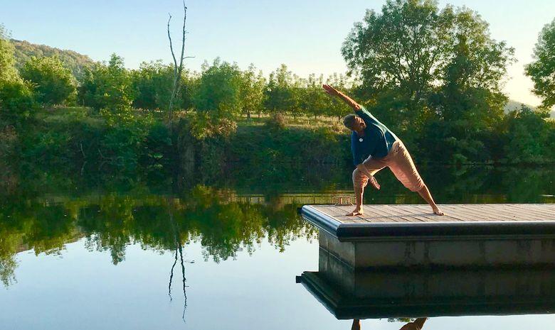Stage Yoga - Massage - Méditation - Randonnée