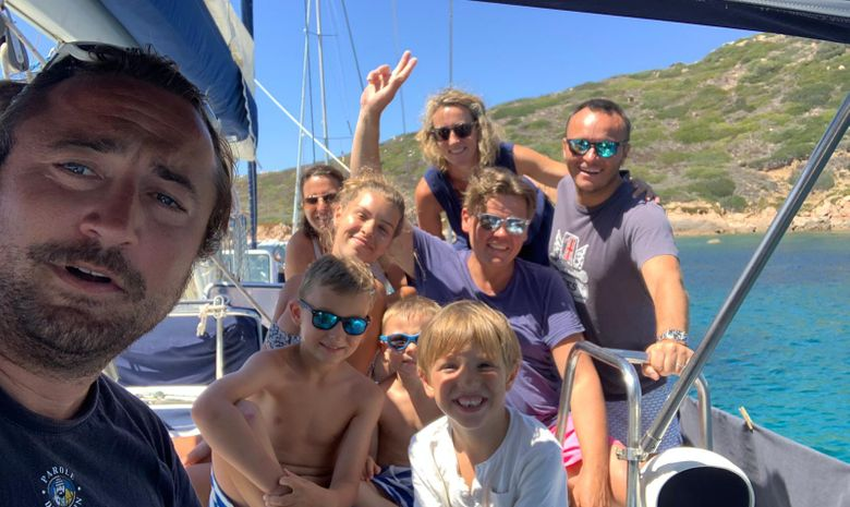 Croisière voilier privatisé - Corse du Sud