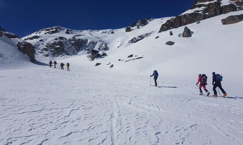 Massif du Neouvielle  hautes Pyrénées