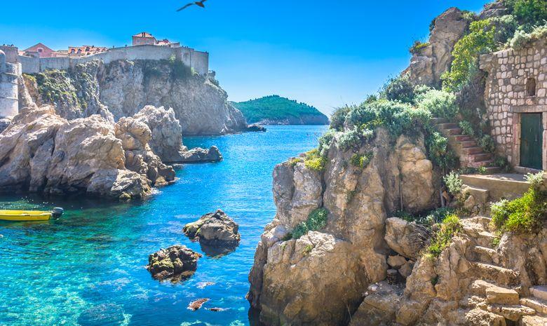 Croisière privée au départ de Dubrovnik