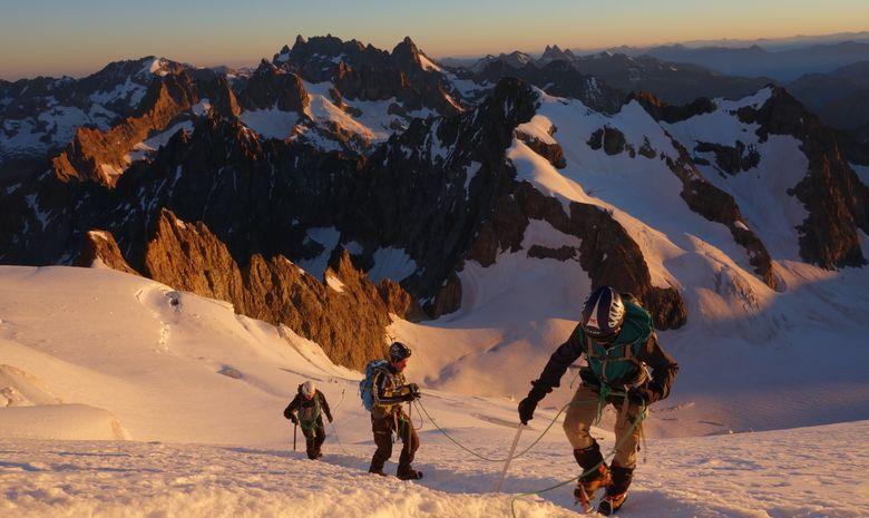 Ascension du Dôme des Ecrins en 2 jours-8