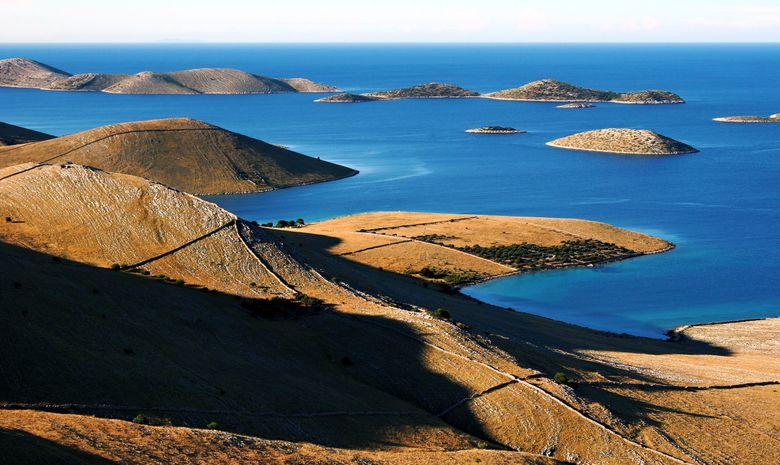 Croisière en voiler - De Dubrovnik à Zadar