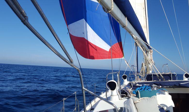 Traversée continent Corse