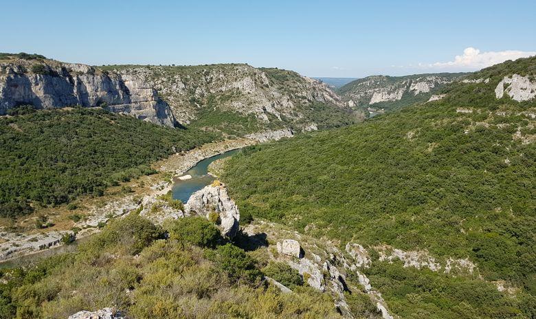 Trek à travers les richesses naturelles du Gard