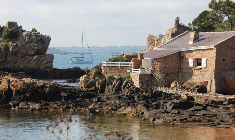 Croisière en Bretagne au départ de Saint-Malo