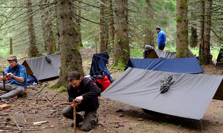 Stage d'initiation à la survie en Haute-Savoie-3