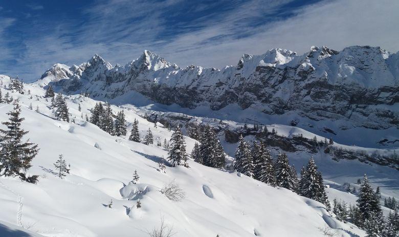 Weekend initiation au ski de randonnée à Morzine-8