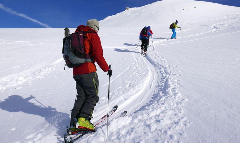 Weekend initiation au ski de randonnée à Morzine-7