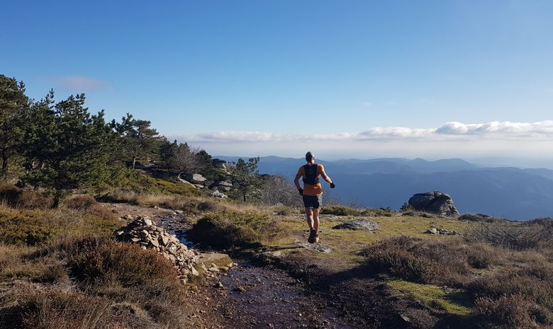 Séjour 3 étapes dans le Massif du Caroux
