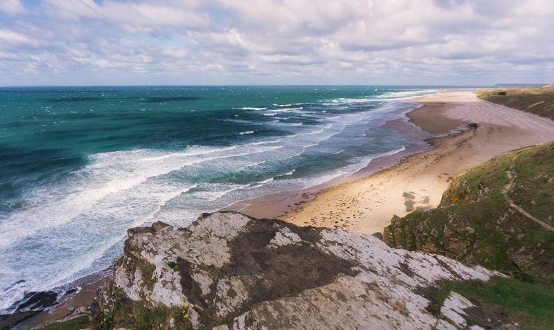Croisière îles Anglo-Normandes sur un ketch