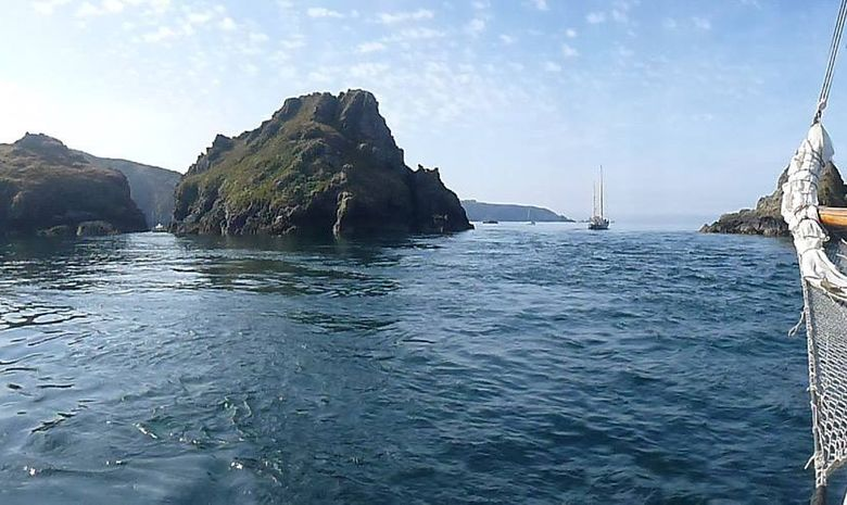 Les îles Anglo-Normandes à la voile