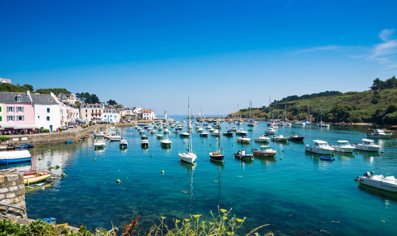 Croisière sur voilier rapide en Bretagne Sud