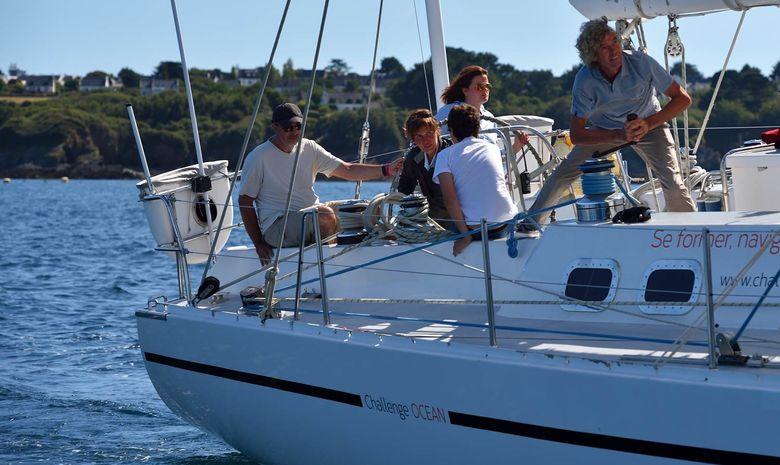 Stage côtier Bretagne Sud 4 jours en Challenge 67