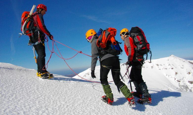 Ascension du Mont Blanc -1
