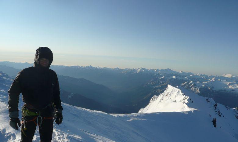 Ascension du Mont Blanc -3