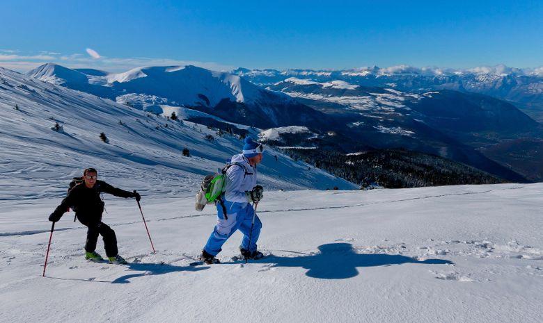 Découverte du ski de randonnée-2