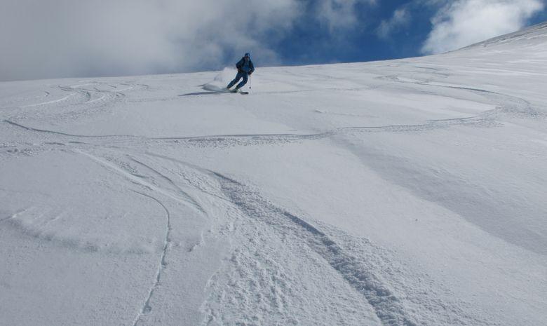Initiation ski de randonnée-1
