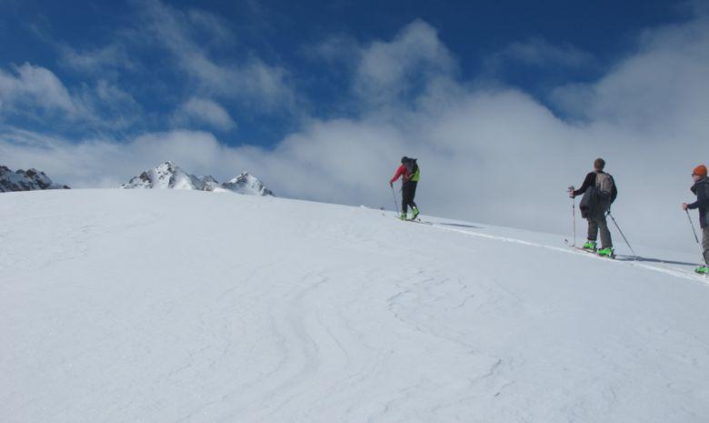 Initiation ski de randonnée-3