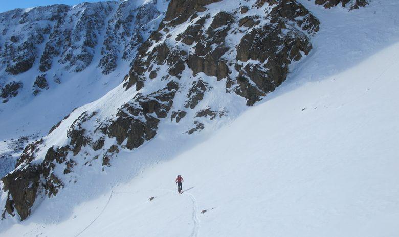 Journée ski de randonnée autour d'Ax-les-Thermes-2