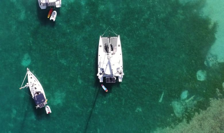 Croisière Kitesurf dans les Grenadines