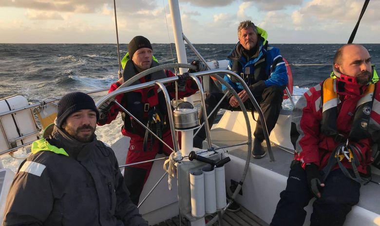 Croisière à la voile en Irlande depuis Lorient
