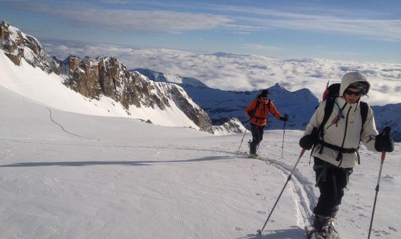 Initiation au ski de randonnée Ariege et Andorre-3