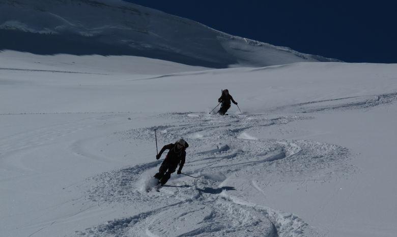 Initiation au ski de randonnée Ariege et Andorre-4