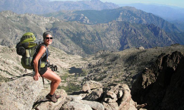 Séjour de randonnées sur les sommets Corse-7