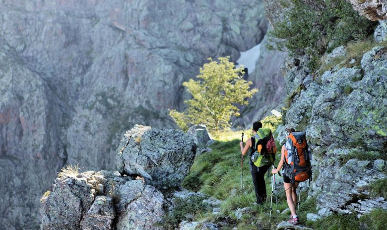 Séjour de randonnées sur les sommets Corse-6
