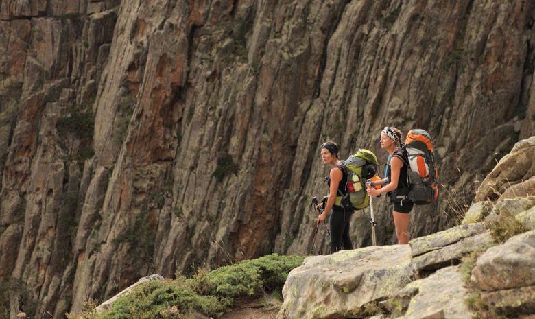 Séjour randonnées sur les crêtes du Monte Cintu-6