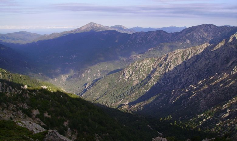 Trail du GR20 en 7 jours-8