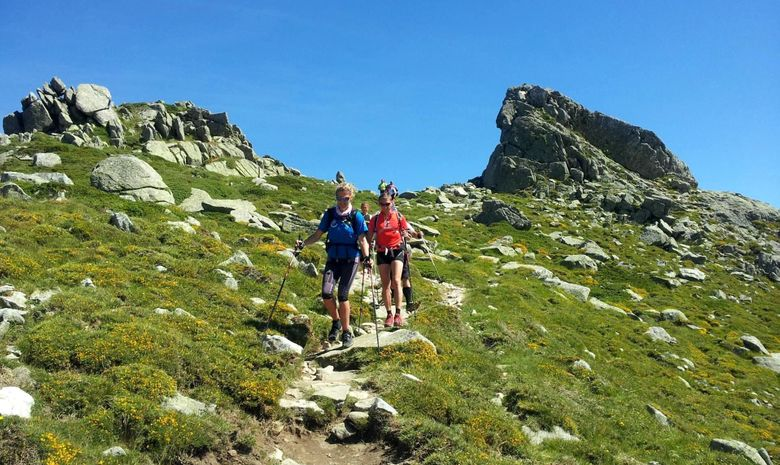 Trail du GR20 en 7 jours-7