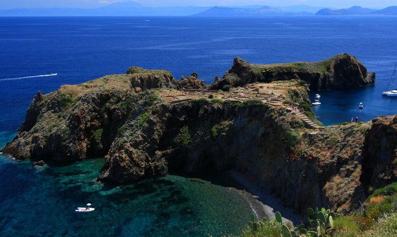 Croisière privée dans les Îles Eoliennes