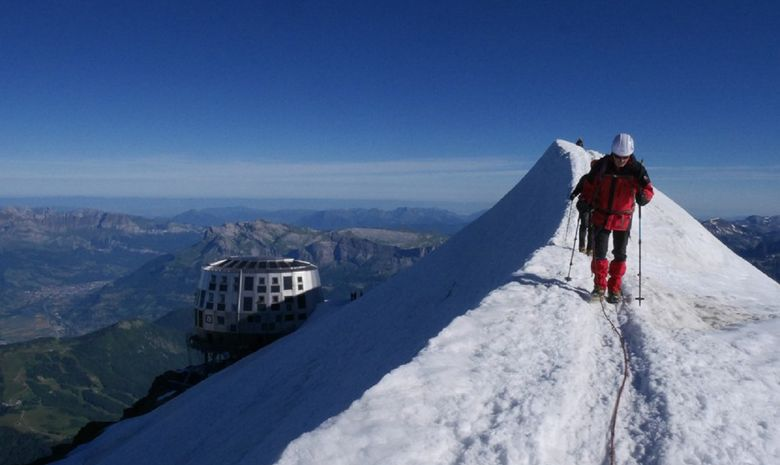 Stage 7 jours ascension du Mont-Blanc