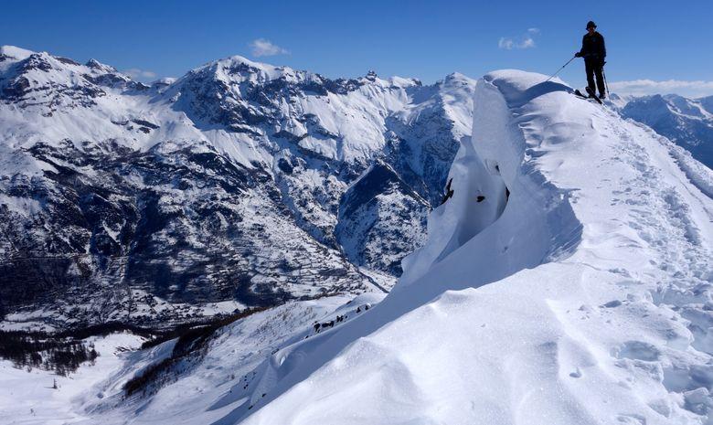 Les Écrins en ski de randonnée-4