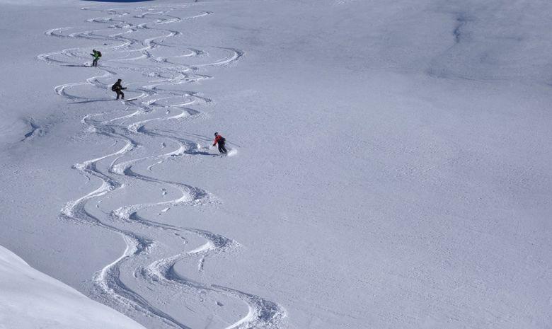 Séjour ski de randonnée dans les Écrins en étoile-10