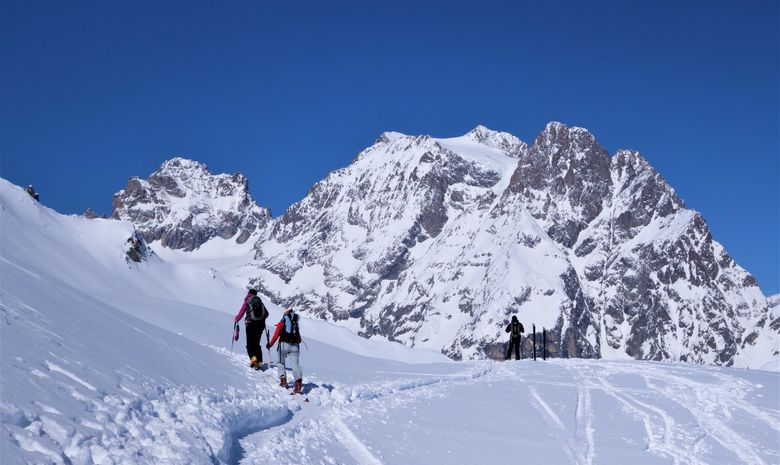 Le meilleur des Ecrins en ski de rando