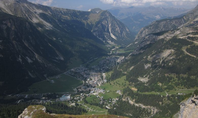 Belvédères sur la Vanoise en randonnée-4
