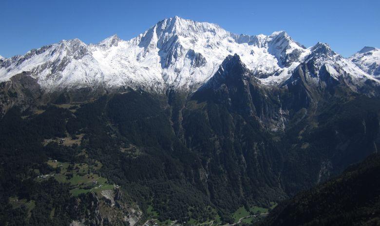 Belvédères sur la Vanoise en randonnée-7