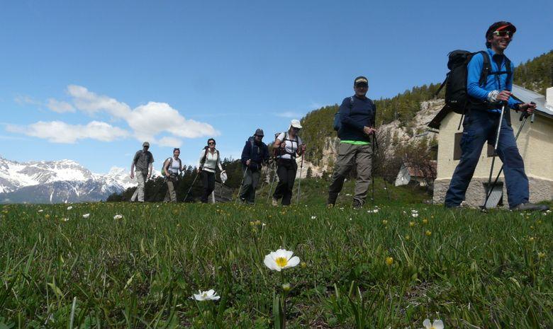 7 jours de rando dans la vallée de Cervières-8