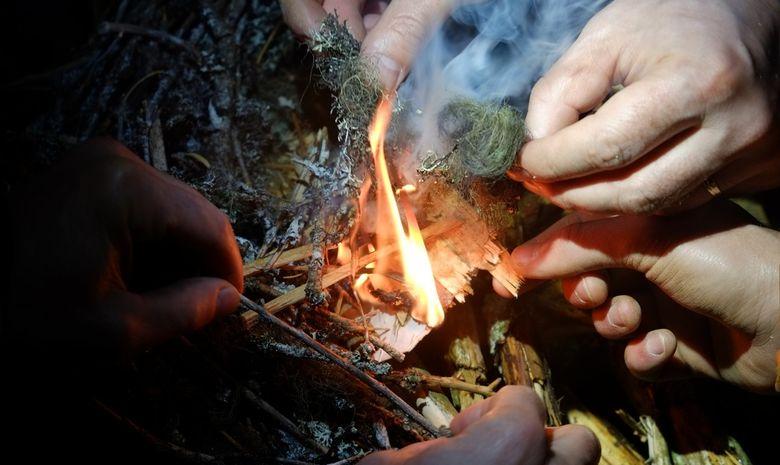 Nuit en igloo et initiation à la survie