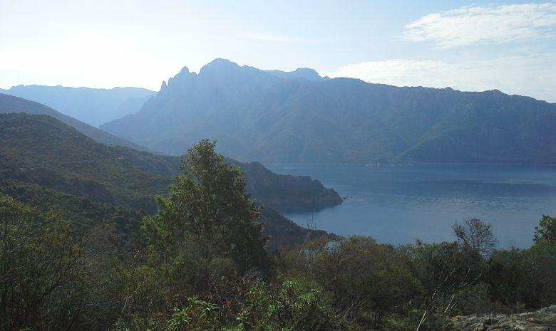 séjour randonnée et voile en Corse-3