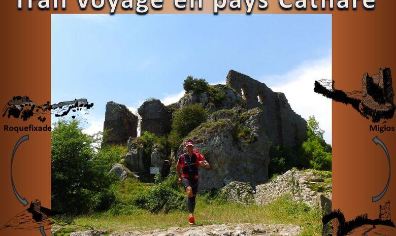 Voyage itinérant : 5 jours de trail - pays cathare