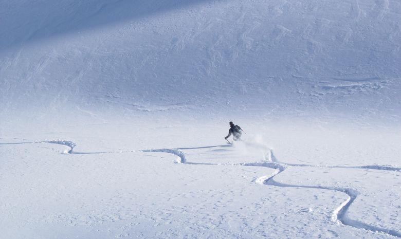 Journée de ski hos-piste aux 3 vallées-1